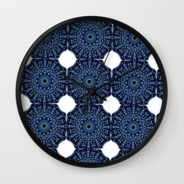Moisanita Wall Clock