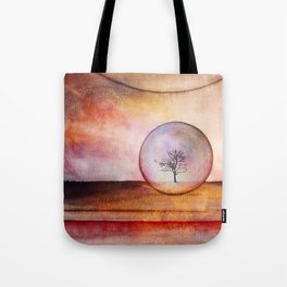 LoneTree 04 Tote Bag