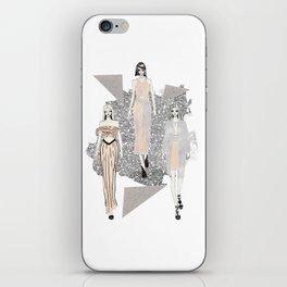 Fashionary 9 iPhone Skin