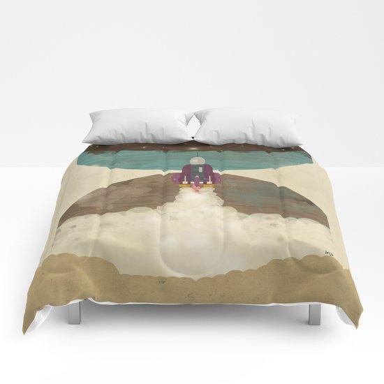 Go Beyond Comforters