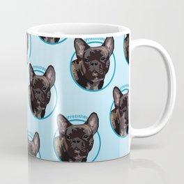 Frenchie Print Coffee Mug