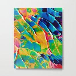 Chroma Metal Print