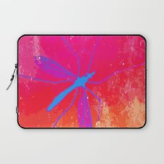 blue insect Laptop Sleeve