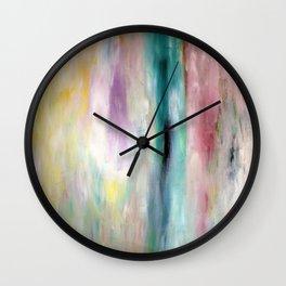 White Ocean Wall Clock