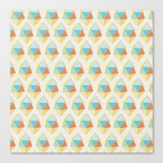 Patterns for Days Canvas Print