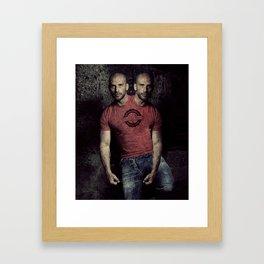 Glory Box Framed Art Print