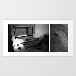 Intimitudini #07 Art Print