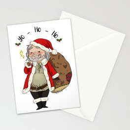 Yo-Ho-Ho Stationery Cards
