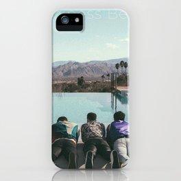 jonas brothers happiness 2020 iPhone Case