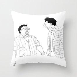 Seinfeld Throw Pillow