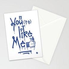 You Like Me Stationery Cards