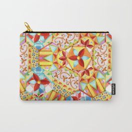 Gypsy Caravan Country Days Carry-All Pouch