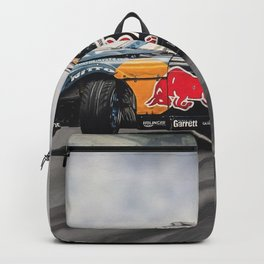 Mad Mike Drift Car Backpack