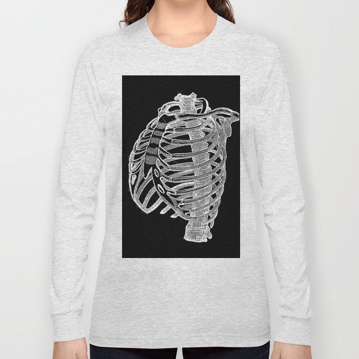 Ribcage Long Sleeve T-shirt