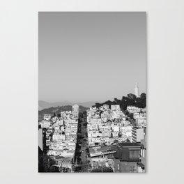 San Francisco XVII Canvas Print