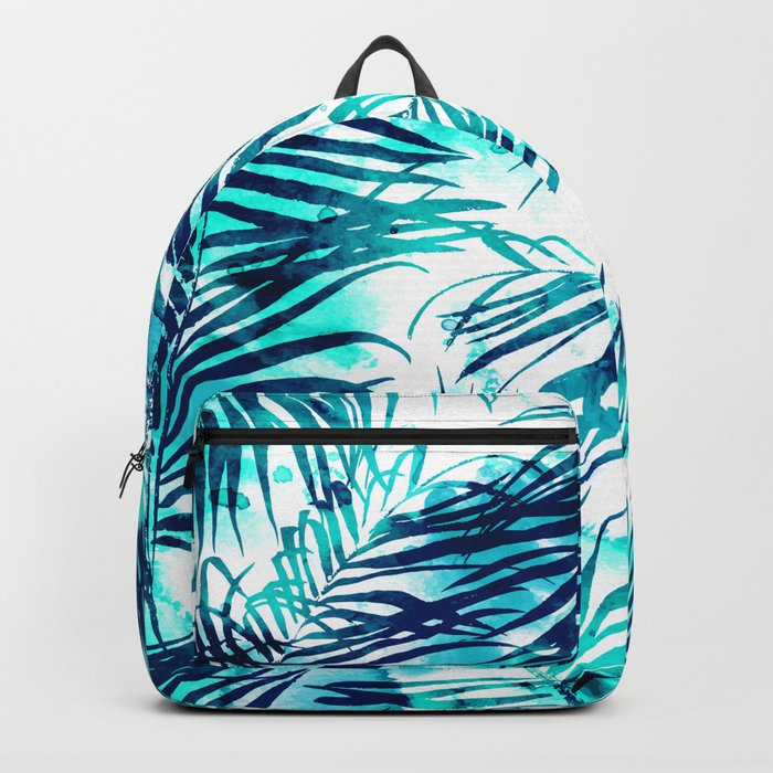 Tropical Heaven | #society6 #decor #buyart Backpack