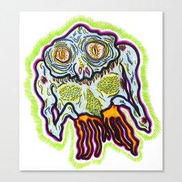 Tarsier Feelings Canvas Print