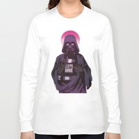 sith Long Sleeve T-shirts featuring Holy Sith by That Design Bastard