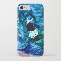 cancer iPhone & iPod Cases featuring Cancer by ART de Luna