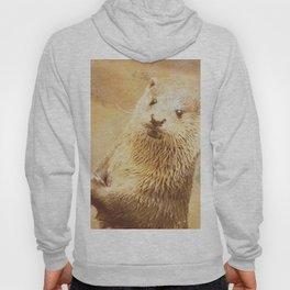 Vintage Animals - Otter Hoody