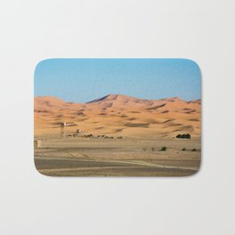 Sahara Desert dunes Bath Mat