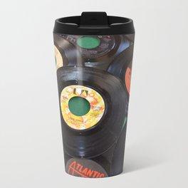 45 Records Travel Mug
