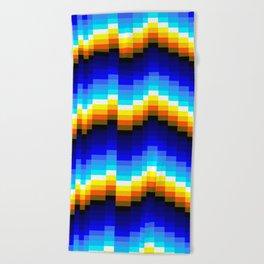 Wavelength A Beach Towel