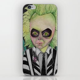 The Ghost with the Most iPhone Skin