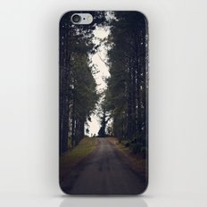 I'M UP IN THE WOODS  iPhone & iPod Skin