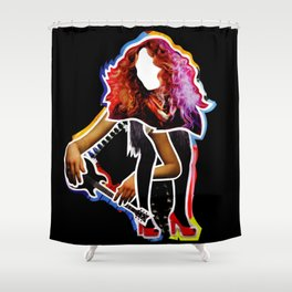 Rocker (Roqueira) Shower Curtain