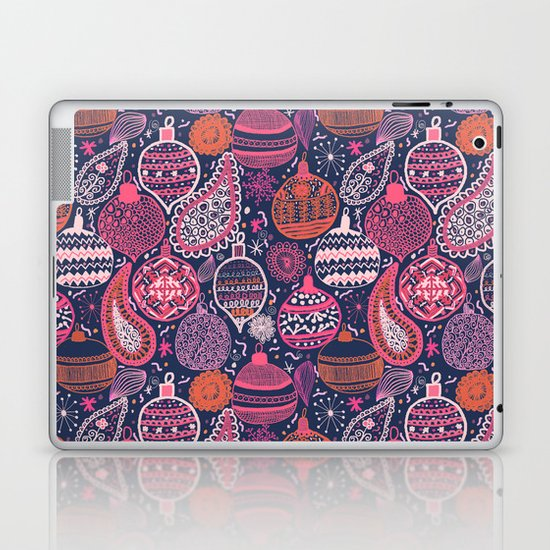 Bohemian Christmas Laptop & iPad Skin
