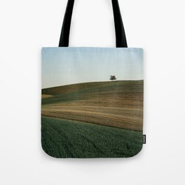 The lines of nature Tote Bag