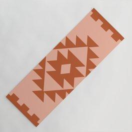 Zili in Peach Yoga Mat