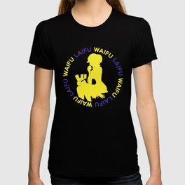 Waifu Laifu Koala Inspired Shirt T-shirt