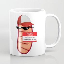 Meet Mitochondria- the powerhouse of the cell Coffee Mug