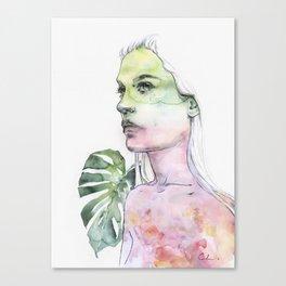 viridescent Canvas Print
