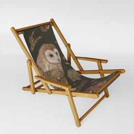 Harvest Owl Sling Chair