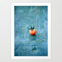 king Art Prints featuring king by Claudia Drossert