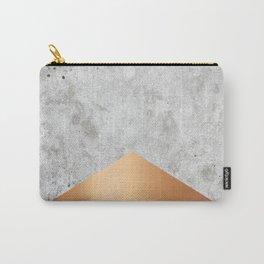 Concrete Arrow Rose Gold #147 Carry-All Pouch