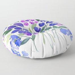 Purple Reign Floor Pillow