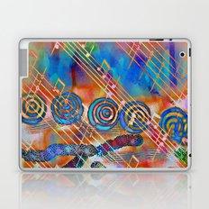 Musical Doodle Laptop & iPad Skin