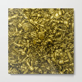 King's Ransom Metal Print