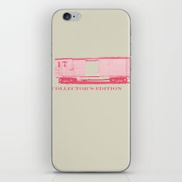 Cart #17 iPhone Skin