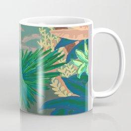 Jungle Garden Music album  Coffee Mug
