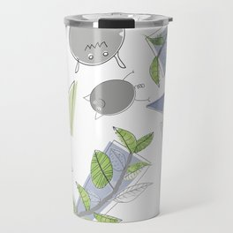 jack in the beanstalk Travel Mug