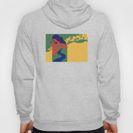 Abstractionism #4 Hoody