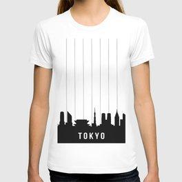 Tokyo Skyline T-shirt