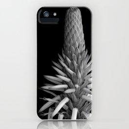 Fire Aloe iPhone Case