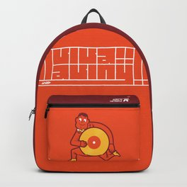 UNDO | Music to the people 12 Backpack