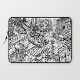 ARUP Fantasy Architecture Laptop Sleeve